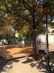 Parquet extérieur