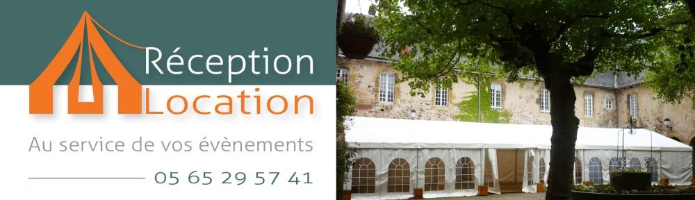 réception location aveyron   location, réception, montage ... - Location Table Et Chaise Montpellier